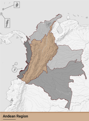 Andean Region of Colombia