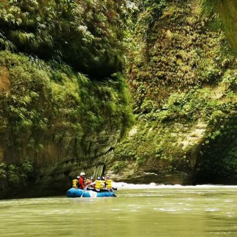 #1 Rafting and Natural Pools Destination in Colombia: The Güejar River