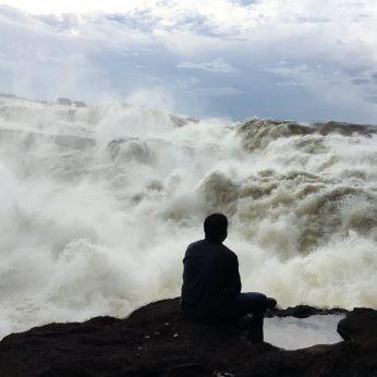 Jirijirimo Waterfall and the Anaconda Trail in Vaupes, Amazon Region, Colombia